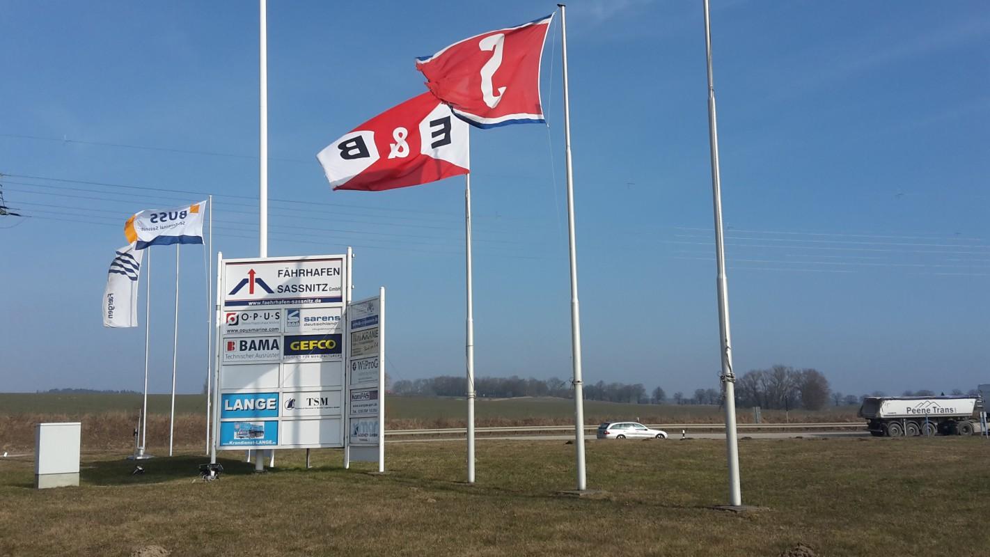 New Office in Sassnitz