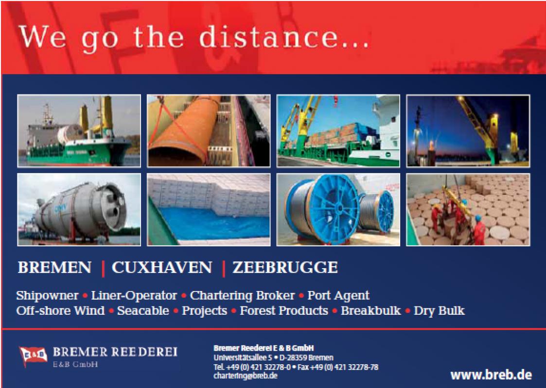 Bremer Reederei E & B GmbH