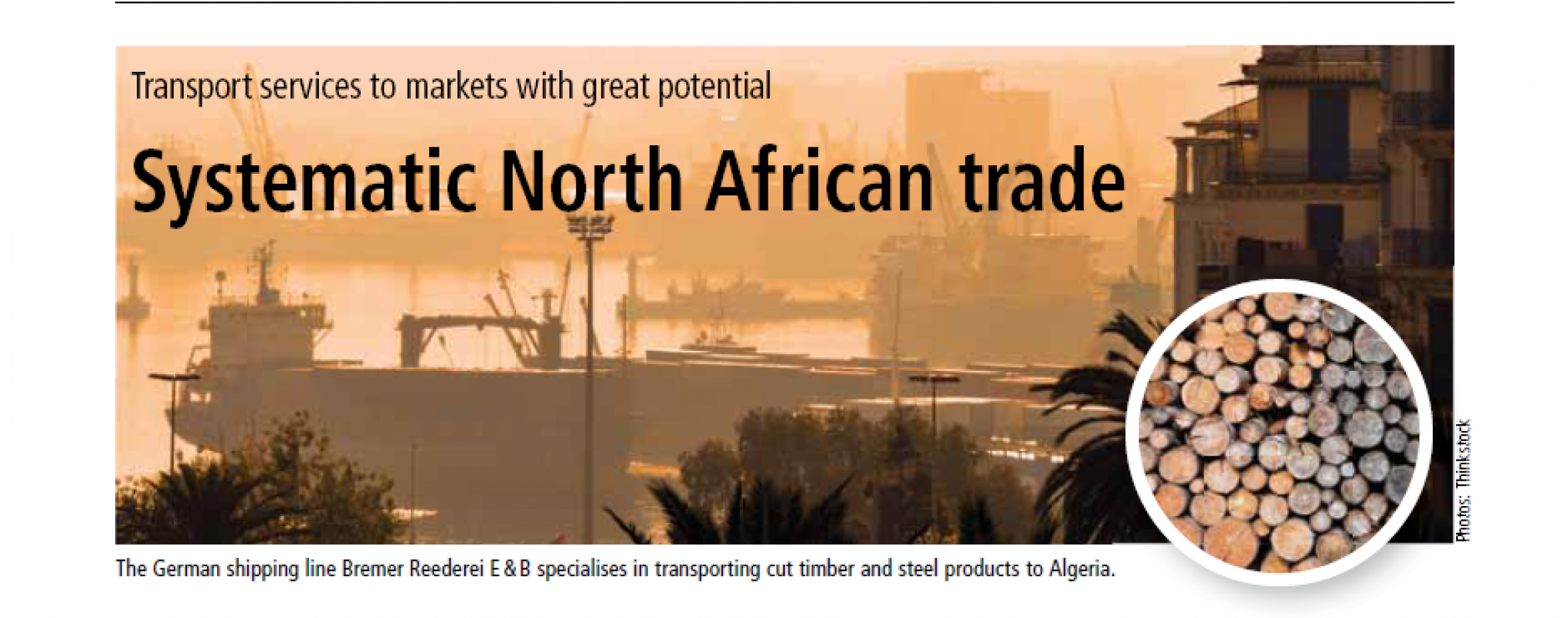 Systematic North African trade